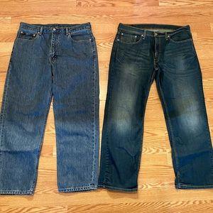 Men's Levi's Jeans 36X 30